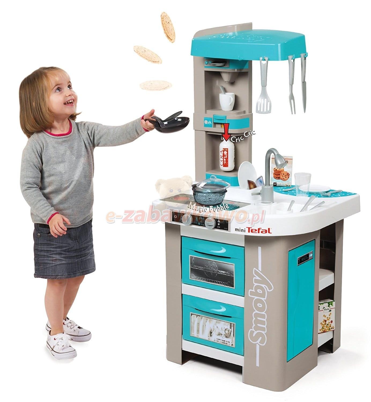 Smoby Kuchnia Mini Tefal Studio Bubble 311023 Kuchnie I Akcesoria