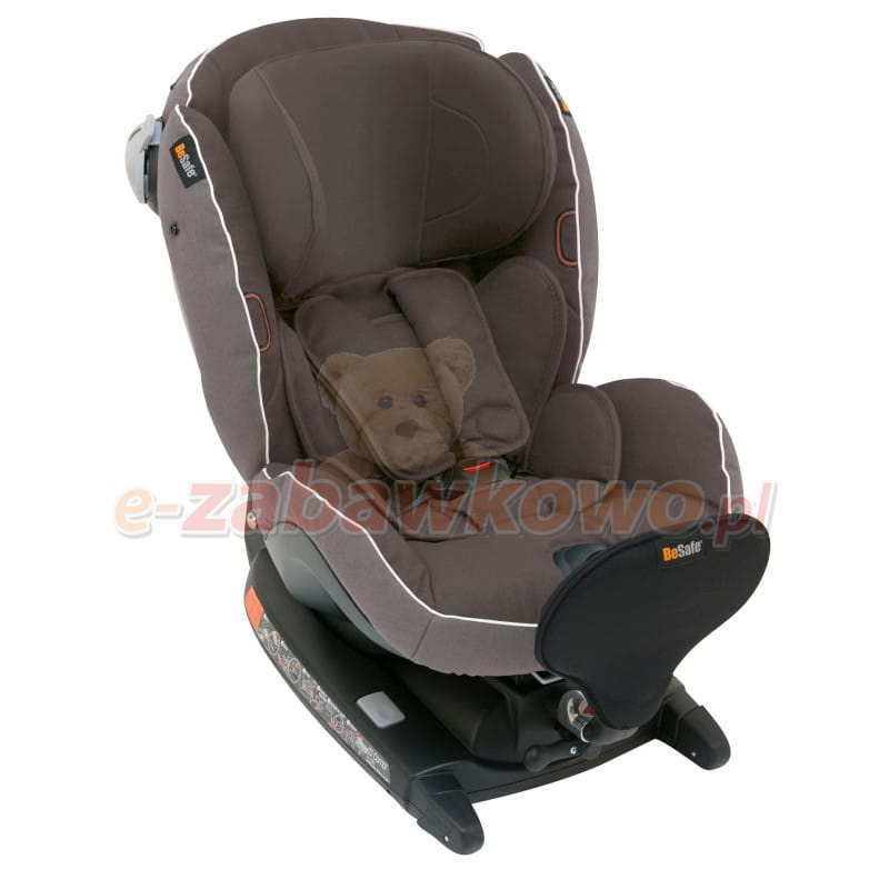 besafe fotelik samochodowy izi kid i size x2 isofix szary. Black Bedroom Furniture Sets. Home Design Ideas