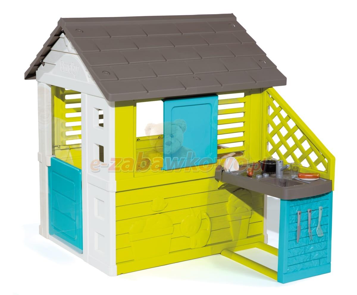 Smoby Domek Pretty Z Kuchnią 810711