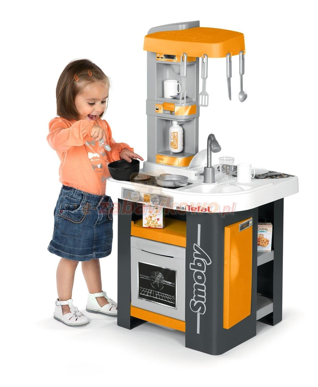 SMOBY KUCHNIA MINI TEFAL STUDIO 311000  KUCHNIE I   -> Kuchnie Dla Dzieci Mini Tefal