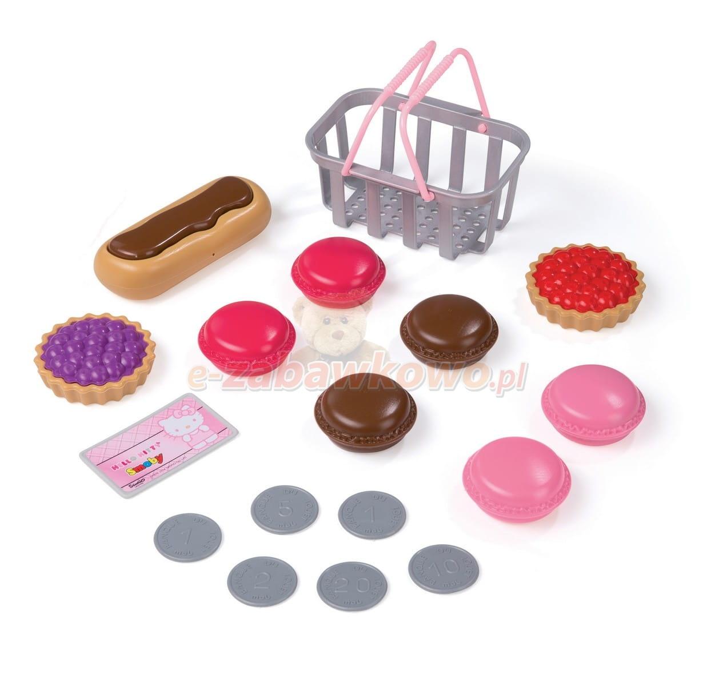 smoby cukiernia hello kitty 24085 sklep sklep z zabawkami e. Black Bedroom Furniture Sets. Home Design Ideas