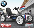 BERG JUNIOR GOKART NA PEDAŁY BMW
