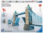 RAVENSBURGER PUZZLE 3D TOWER BRIDGE 216el. 125593