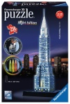RAVENSBURGER PUZZLE 3D CHRYSLER BUILDING NOCĄ LED 216el. 125951