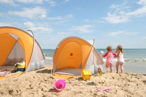 LITTLELIFE NAMIOT PLAŻOWY FAMILY L10315