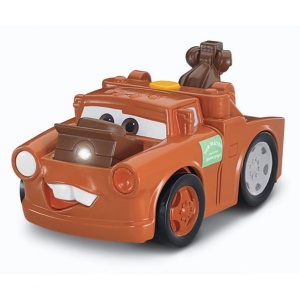 FISHER PRICE AUTA CARS 2 LATARKA ZŁOMEK W1662