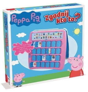 WINNING MOVES GRA ZGADNIJ KTO TO? ŚWINKA PEPPA 27618
