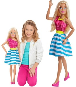 JUST PLAY LALKA BARBIE 70CM 83885