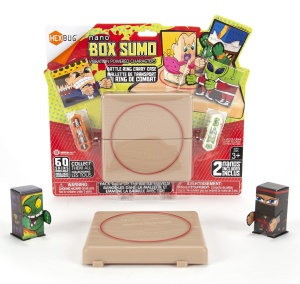 HEXBUG NANO BOX SUMO RING DO WALK MINI ROBOT ROBAK 427-6587