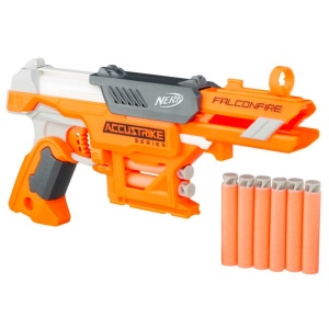 NERF N-STRIKE ELITE WYRZUTNIA FALCONFIRE ACCUSTRIKE B9839