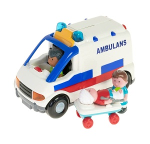 SMILY PLAY AMBULANS NA RATUNEK SP82971