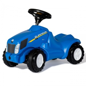 ROLLY TOYS JEŹDZIK TRAKTOREK NEW HOLLAND 132089