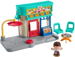 FISHER PRICE LITTLE PEOPLE ZESTAW CUKIERNIA GNC60