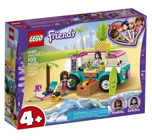 LEGO FRIENDS KLOCKI FOOD TRUCK Z SOKAMI 41397
