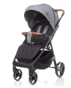 4BABY WÓZEK SPACEROWY STINGER DO 22 KG GREY