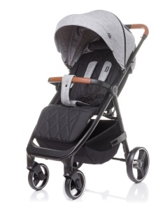 4BABY WÓZEK SPACEROWY STINGER DO 22 KG LIGHT GREY