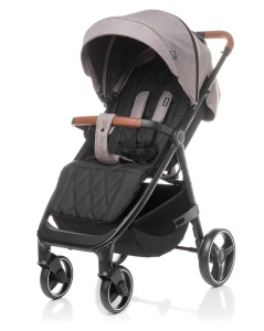 4BABY WÓZEK SPACEROWY STINGER DO 22 KG BEIGE