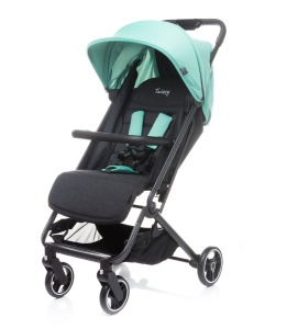4BABY WÓZEK SPACEROWY TWIZZY DO 22 KG AQUA