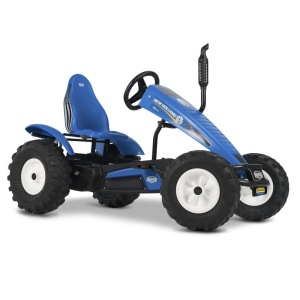 BERG GOKART NA PEDAŁY XL NEW HOLLAND BFR-3 DO 100 KG