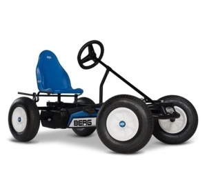 BERG GOKART NA PEDAŁY BASIC BFR BLUE DO 100 KG