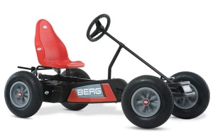 BERG GOKART NA PEDAŁY BASIC BFR RED DO 100 KG