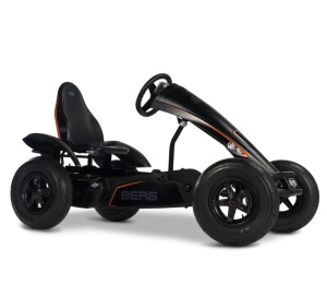 BERG GOKART NA PEDAŁY BLACK EDITION BFR-3 DO 100 KG