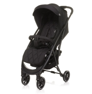 4BABY WÓZEK SPACEROWY SMART 2.0 BLACK DO 22 KG