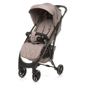 4BABY WÓZEK SPACEROWY SMART 2.0 BEIGE DO 22 KG