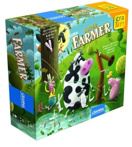 GRANNA GRA SUPERFARMER Z RANCHA 00175