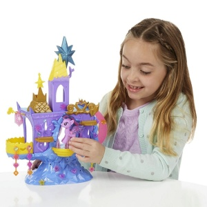 HASBRO MY LITTLE PONY ZESTAW ZAMEK TWILIGHT SPARKLE B1376