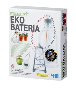 4M GREEN SCIENCE EKO BATERIA 3261