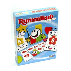 TM TOYS GRA RUMMIKUB JUNIOR 1602