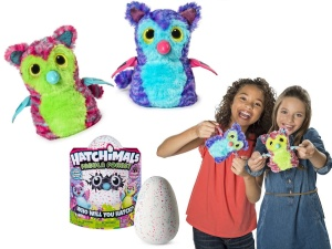 SPIN MASTER HATCHIMALS INTERAKTYWNE JAJKO FABULA FOREST TIGRETTE 6028893