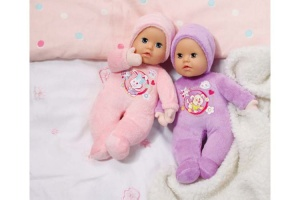 ZAPF MY LITTLE BABY BORN LALKA FIRST LOVE 28 cm 819869