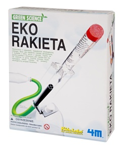 4M GREEN SCIENCE EKO RAKIETA 3298