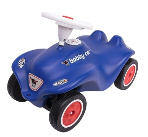 BIG JEŹDZIK NEW BOBBY CAR ROYAL BLUE 56160
