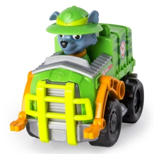 SPIN MASTER PSI PATROL POJAZD JUNGLE RESCUE ROCKY 6022631