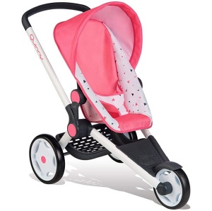 SMOBY MAXI COSI WÓZEK SPACEROWY JOGGER 255098