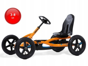 BERG JUNIOR GOKART BUDDY B-ORANGE 3-8 LAT