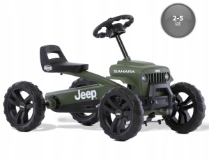 BERG JUNIOR GOKART BUZZY - JEEP SAHARA 2-5 LAT