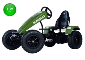 BERG GOKART JEEP REVOLUTION BFR OD 5 LAT DO 100 KG