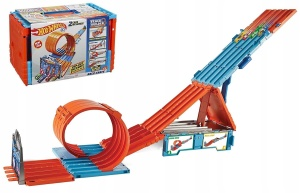 MATTEL HOT WHEELS MEGA TOR TRACK BUILDER FTH77