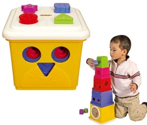 K'S KIDS SORTER PIRAMIDKA - SOWA KA10498
