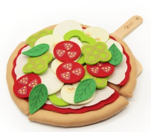 CLASSIC WORLD ZESTAW DO ZABAWY - PIZZA 5061