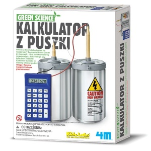 4M GREEN SCIENCE KALKULATOR Z PUSZKI 3360