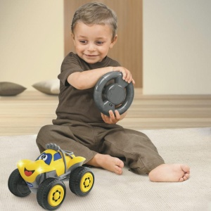 CHICCO SAMOCHÓD RC BILLY MONSTER TRUCK ŻÓŁTY 617590
