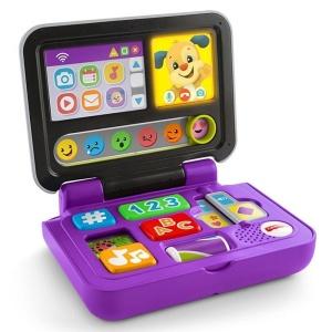 FISHER PRICE LAPTOP MALUCHA - KLIKAJ I UCZ SIĘ FXK36