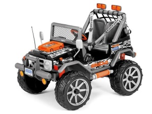 PEG PEREGO JEEP GAUCHO ROCK`IN 12V IGOD0075