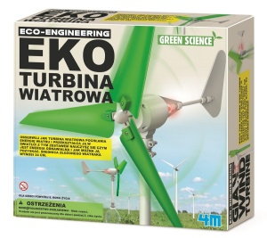 4M GREEN SCIENCE EKO TURBINA WIATROWA 3378