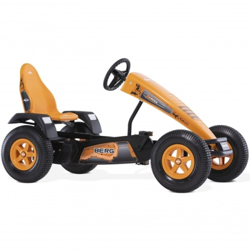 BERG GOKART NA PEDAŁY XL X-CROSS BFR-3 DO 100 KG